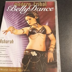 Belly dancing workout video